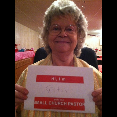 Patsy Collins, Cottageville, South Carolina