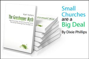 SGN book title 200c Small Churches Are a Big Deal (A Review of The Grasshopper Myth)