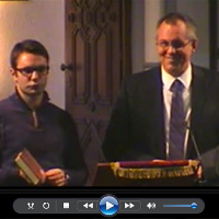 Croatia sermon video