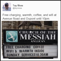 Warm square 200 It's a Cold World – We Need Warm Churches More than Cool Churches