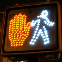 "Confused traffic signal Saying ""I Can't"" May Be Your Missing Key to Success"