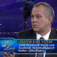 Karl Vaters on TBN