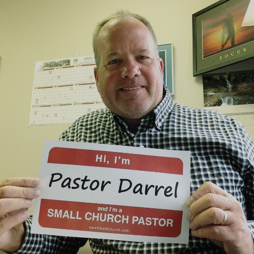 Darrel Guenther , Crestview Fellowship Church,  Winnipeg, Manitoba, Canada